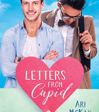 Release Day Review: Letters from Cupid by Ari McKay