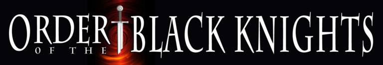 Order of the Black Knights BANNER
