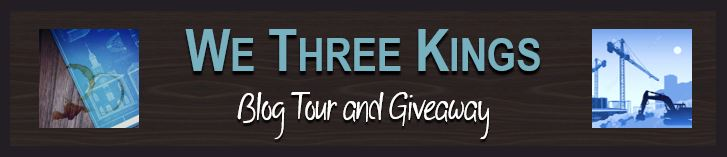 We Three Kings Blog Tour Header