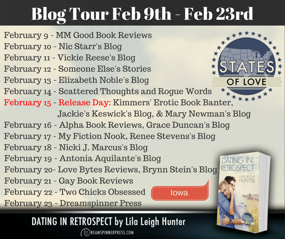 datingBlog Tour Dates