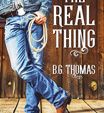 Release Day Review: The Real Thing by B.G. Thomas