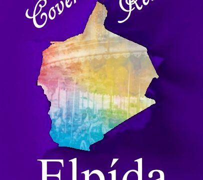 Guest Post: Cover Reveal! Elpída by C. Kennedy!