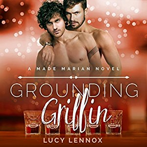 Recent Release Audio Book Review: Grounding Griffin (Made Marian #4) by Lucy Lennox