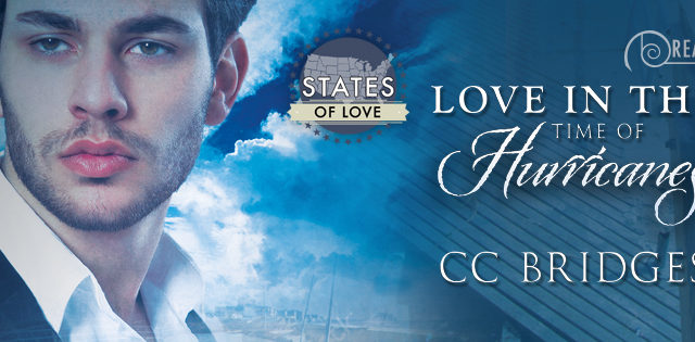 Guestpost & Giveaway: CC Bridges - Love in the Time of Hurricanes (States of Love)