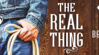 Guestpost & Excerpt: B.G. Thomas - The Real Thing