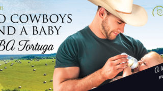 Spotlight incl Guestpost: BA Tortuga - Two Cowboys and a Baby