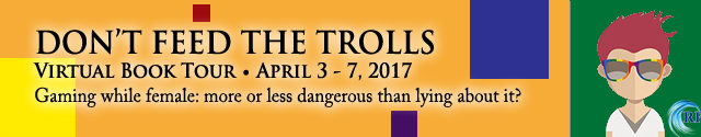 Blog Tour: Guestpost & Giveaway Erica Kudisch - Don't Feed The Trolls