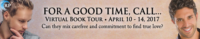 Blog Tour: Guestpost & Giveaway Anne Tenino & E.J Russell - For a Good Time, Call