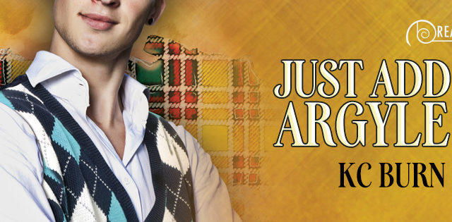 Blog Tour: Guestpost & Giveaway  KC Burn - Just Add Argule (Fabric Hearts)