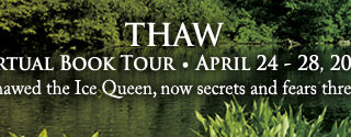 Blog Tour: Exclusive Excerpt & Giveaway  Elyse Springer - Thaw