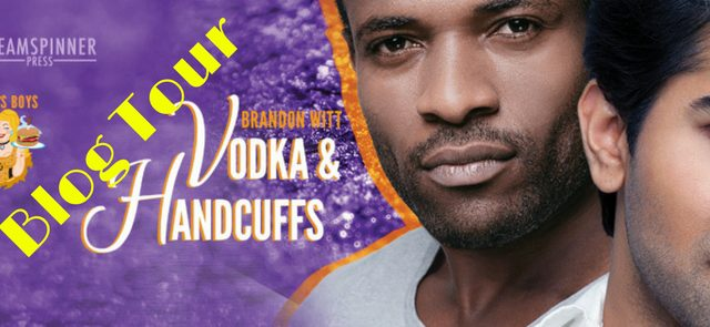 Blog Tour: Guestpost & Giveaway  Brandon Witt - Vodka & Handcuffs (Mary's Boys)
