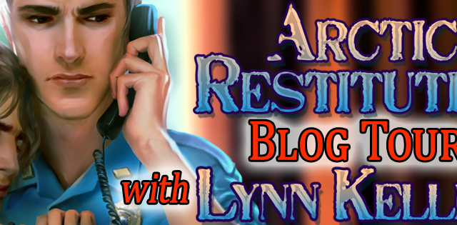 Blog Tour: Guestpost & Giveaway Lynn Kelling - Arctic Restitution (Arctic Absolution)
