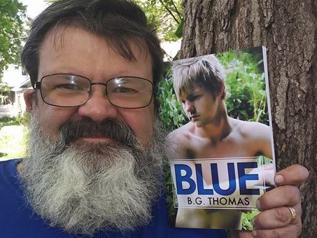Blue #1b