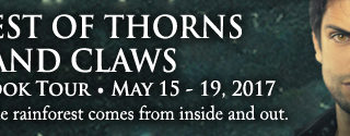 Blog Tour: Guestpost & Giveaway  J.T. Hall - Forest of Thorns and Claws