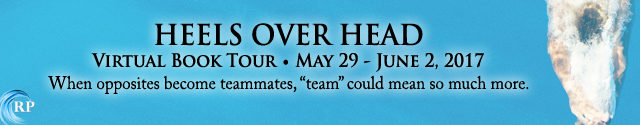 Blog Tour: Guestpost & Giveaway Elyse Springer - Heels Over Head