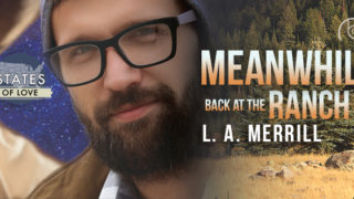 Spotlight incl Guestpost: L.A. Merrill - Meanwhile , Back at the Ranch