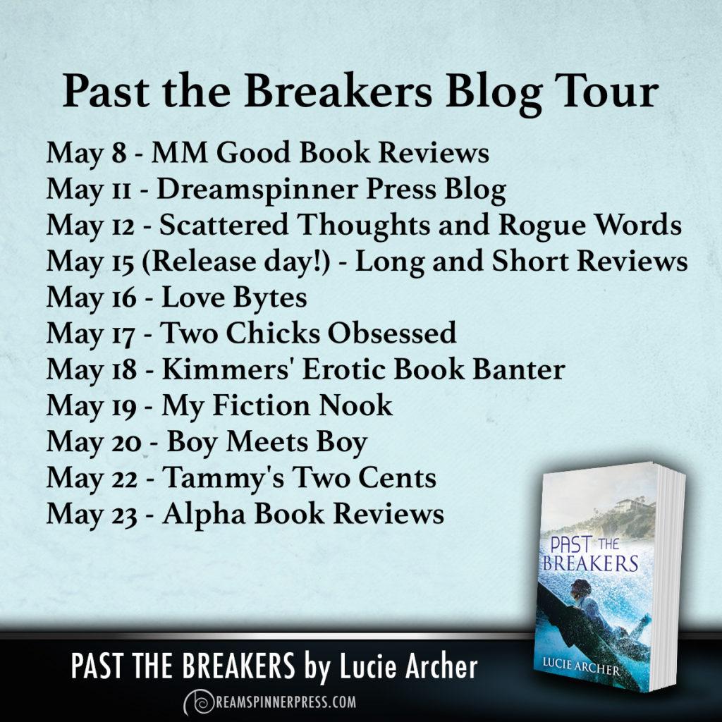 PasttheBreakers tour dates