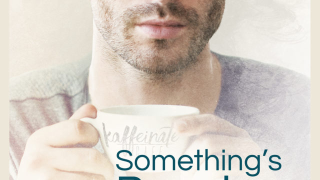 Cover Reveal - Something's Brewing at Joe's