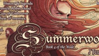 Spotlight incl Guestpost: J.Tullos Hennig - Summerwode (The Wode Book #4)