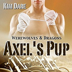 Audio Book Review: Axel's Pup by Kim Dare (Author) & Chris Clog (Narrator)