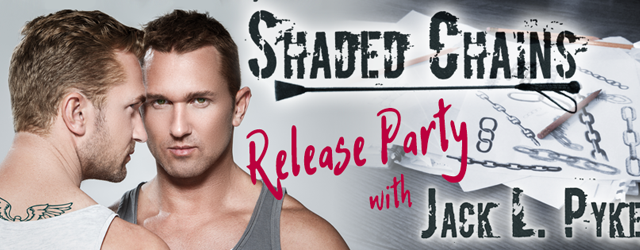 Blog Tour: Guestpost, Excerpt & Giveaway Jack L Pyke - Shaded Chains