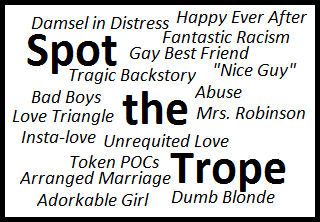 Monthly Guest Post with Author TM Smith - Lets' talk about Tropes