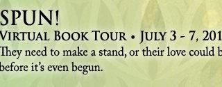 Blog Tour: Guestpost & Giveaway  JL Merrow - Spun