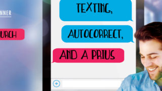 Spotlight incl Guestpost & Excerpt: M.A Church - Texting, Autocorrect, and a Prius