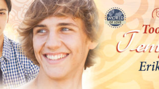 Guestpost & Excerpt: Erik Swill - Two Many Temples (World of Love)