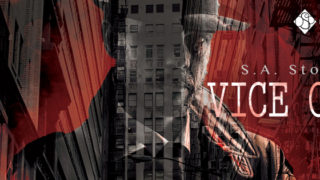 Exclusive Excerpt & Giveaway: SA Stovall - Vice City