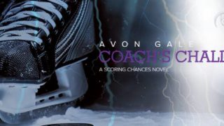 Exclusive Excerpt & Giveaway: Avon Gale - Coach's Challenge (Scoring Chances #5)