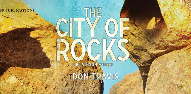 Spotlight incl Guestpost and Prologue: Don Travis - The City of Rocks