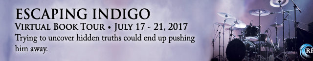 Blog Tour: Guestpost & Giveaway Eli Lang - Escaping Indigo (#1)