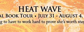 Blog Tour: Exclusive Excerpt & Giveaway -- Elyse Springer - Heat Wave ( Seasons of Love #3)