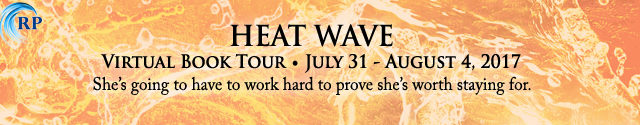 Blog Tour: Exclusive Excerpt & Giveaway -- Elyse Springer - Heat Wave ( Seasons of Love #3)