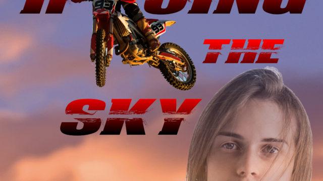 Guestpost & Excerpt: Layla Dorine - Racing the Sky