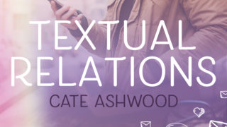 Exclusive Cover Reveal: Textual Relations