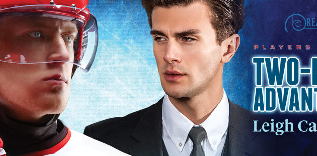 Spotlight incl Exclusive Excerpt: Leigh Carman - Two-Man Advantage (Players of LA #3)