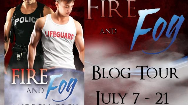 Blog Tour: Exclusive Excerpt & Giveaway  Andrew Grey - Fire and Fog (Carlisle Cops #6)