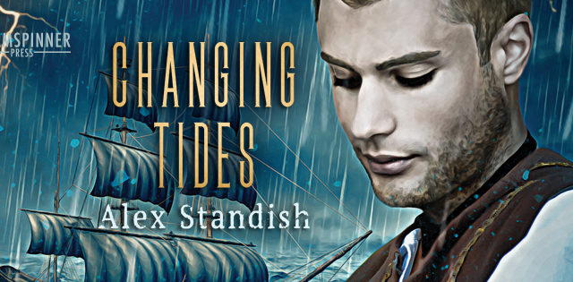 Blog Tour: Intro & Exclusive Excerpt: Alex Standish - Changing Tides
