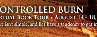 Blog Tour: Guestpost & Giveaway -- Erin McLellan - Controlled Burn