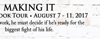 Blog Tour: Playlist, Trailer, Excerpt & Giveaway -- Christina d'Abo - Making It (Ringside Romance)