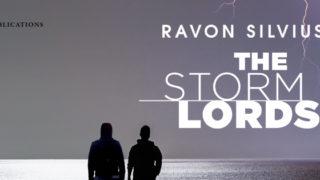 Guestpost & Excerpt: Ravon Silvius - The Storm Lords