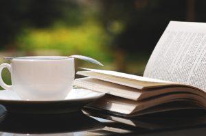 book-cup of tea