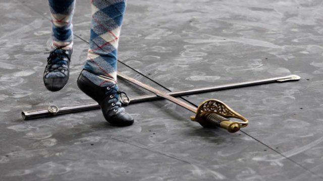 Kicking the Swords