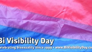 Being Invisible. Being Fake. Being Bisexual.