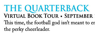 Blog Tour: Interview & Giveaway -- Mackenzie Blair - The Quarterback