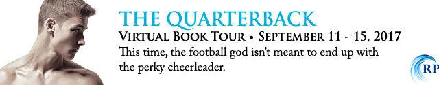 Blog Tour: Interview & Giveaway -- Mackenzie Blair - The Quarterback