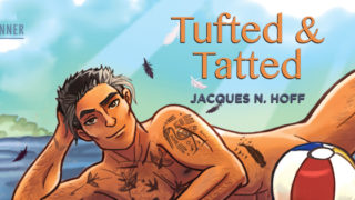 Spotlight incl Guestpost: Jacques N. Hoff - Tufted & Tatted