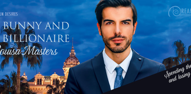 Guestpost & Giveaway: Louisa Masters - The Bunny and the Billionaire